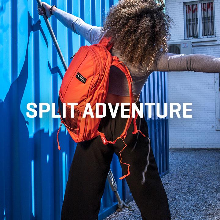 Split adventure